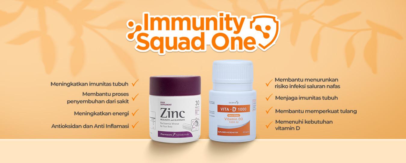 Immunity Squad