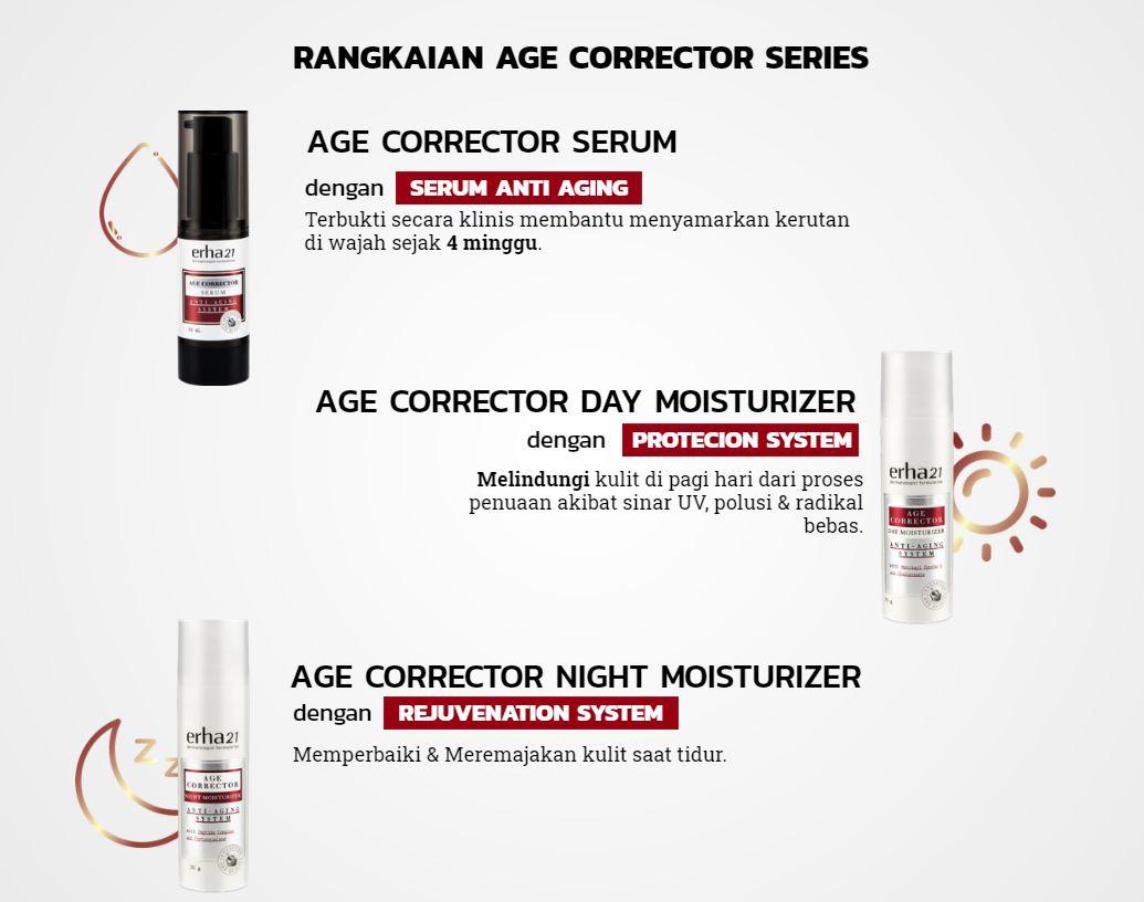 Age corrector