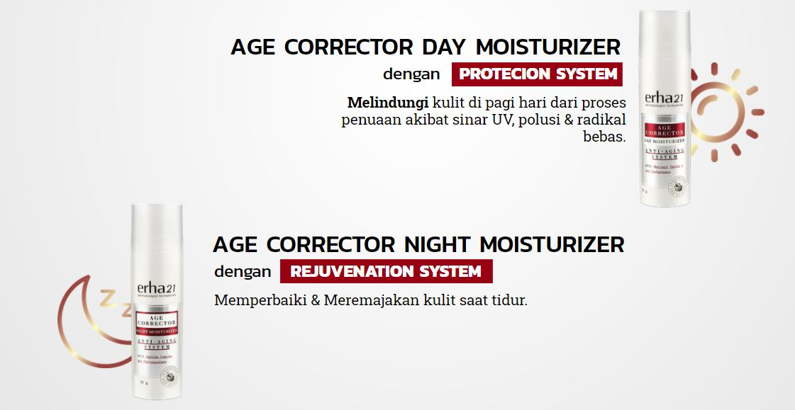 Age Corrector Moisturizer