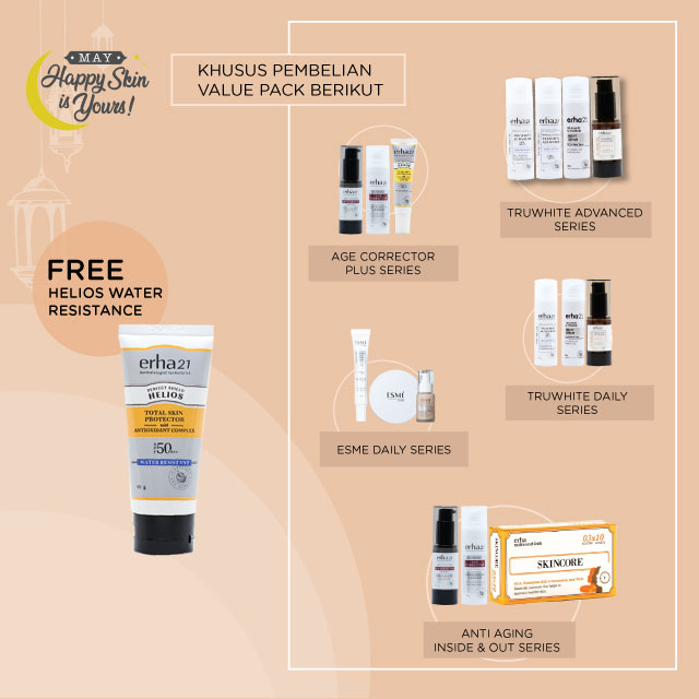 Free Helios Water Resistance |Erha Online Official Ecommerce Store