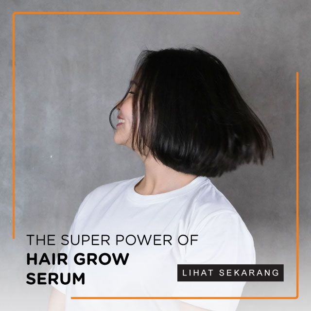 The Super Power of Hair Grow Serum | Erha Online Official Ecommerce Store