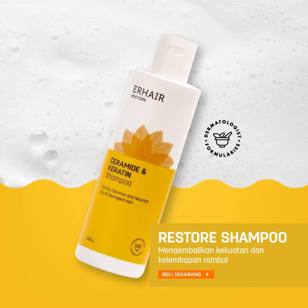 hair restore shampo | erhastore | erha online | erha ecommerce | erha official