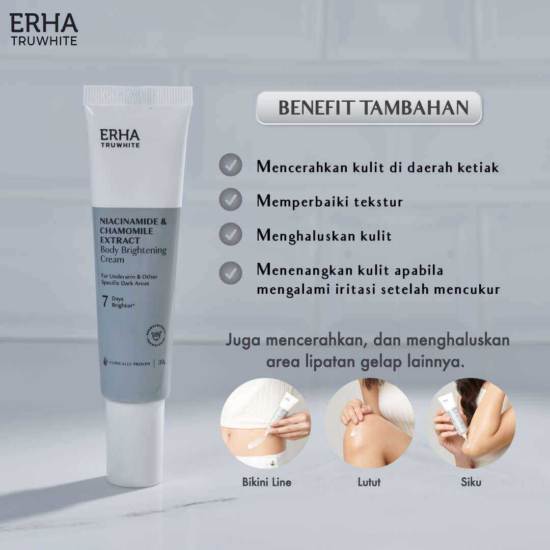 body brightening cream