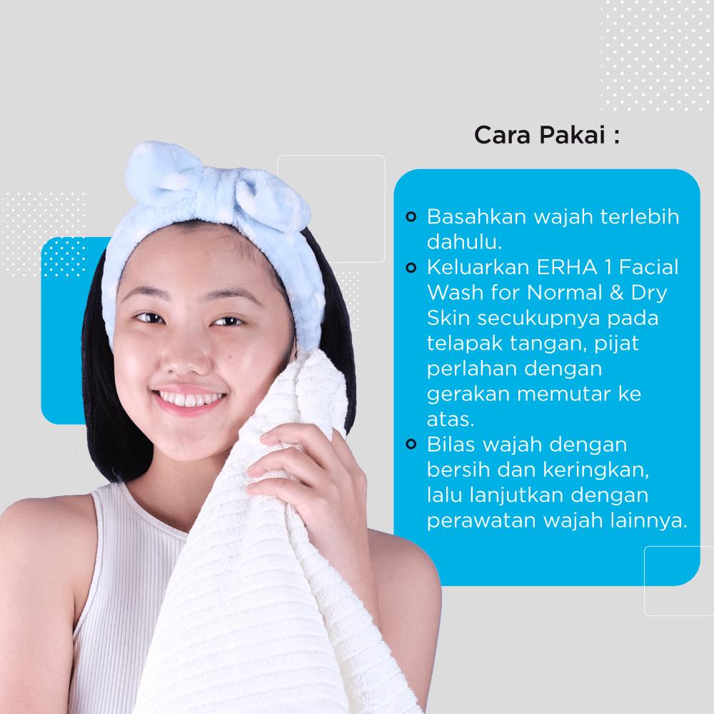 facial wash untuk kulit normal