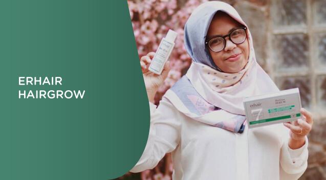 hairgrow serum erha | erhastore | erha online | erha ecommerce | erha official