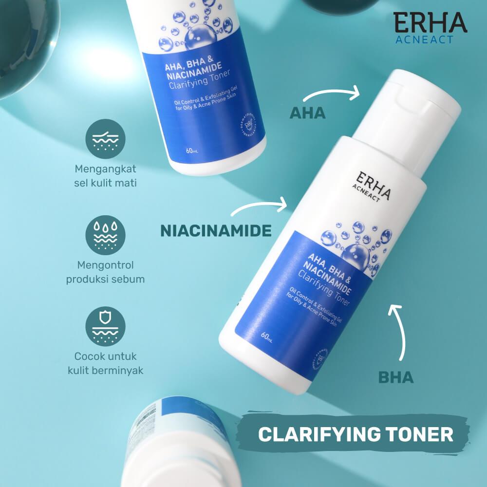 Acne Clarifying Toner