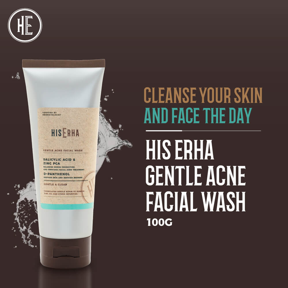 Acne Facial Wash