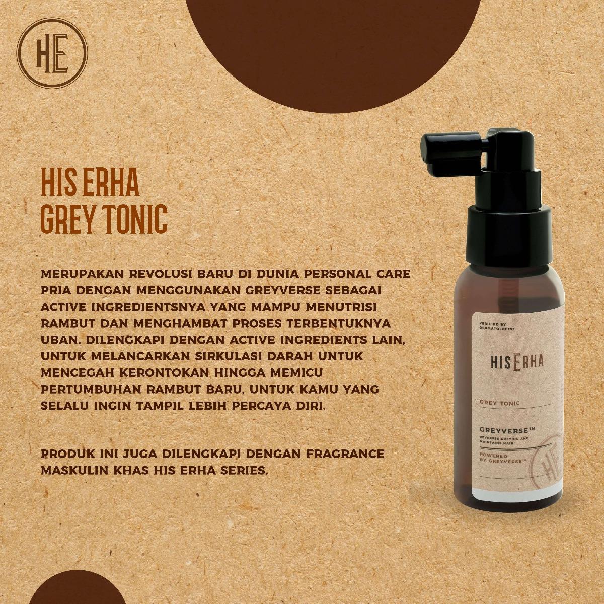 Grey Tonic
