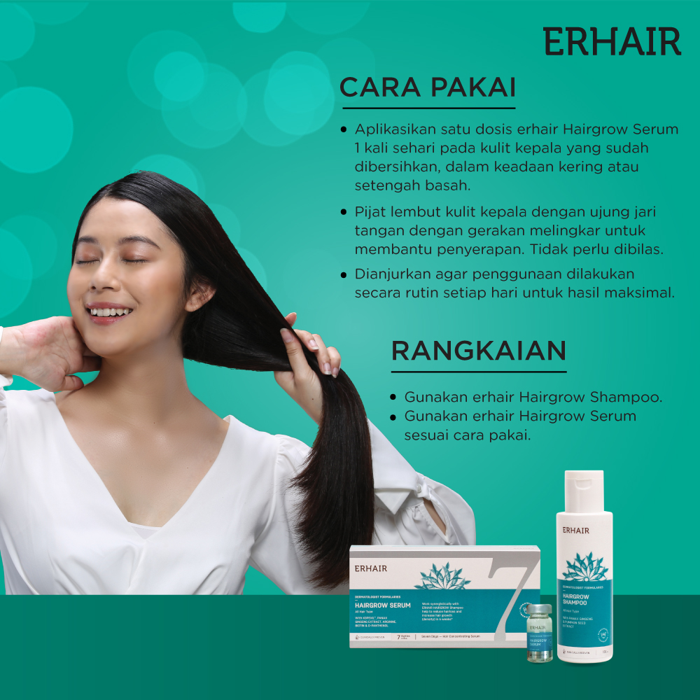 hair grow from erha