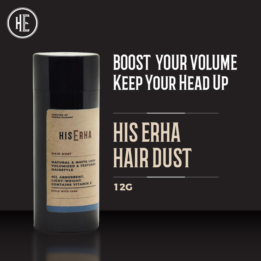 Hair Dust