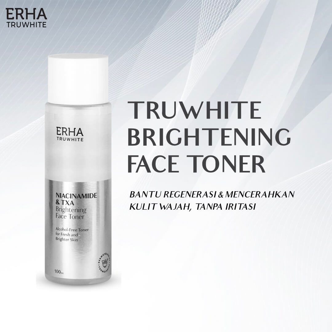 Brightening Face Toner