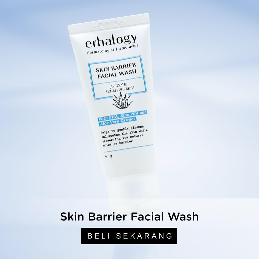 erha skin barrier facial wash